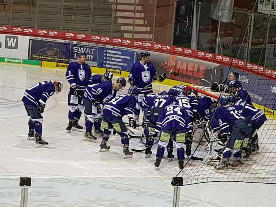 Saisonende für die Fire Wings 2017/2018