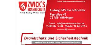 Zwick's Brandschutz